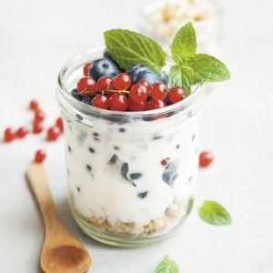 Does Eating Yogurt Help Fortify Your Immune System?