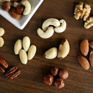 Meat and Nuts - Power Builders for Your Body - Staples in the Keto Diet