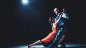 Losing Weight with Salsa Dancing
