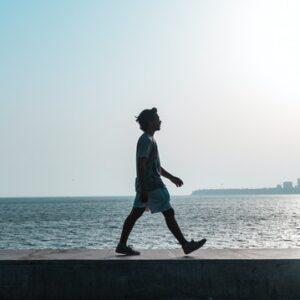 Practicing the Art of Walking Meditation